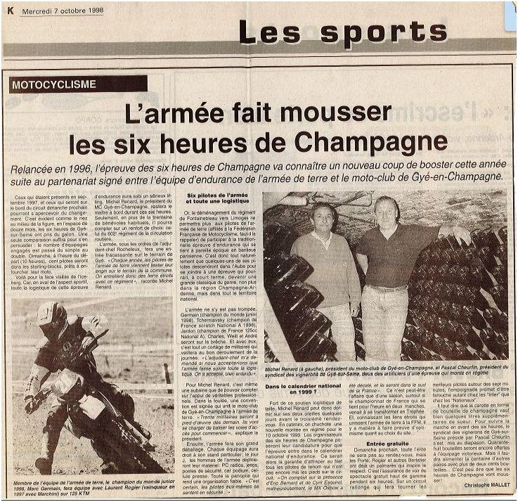 Ee article annonce 6h 98