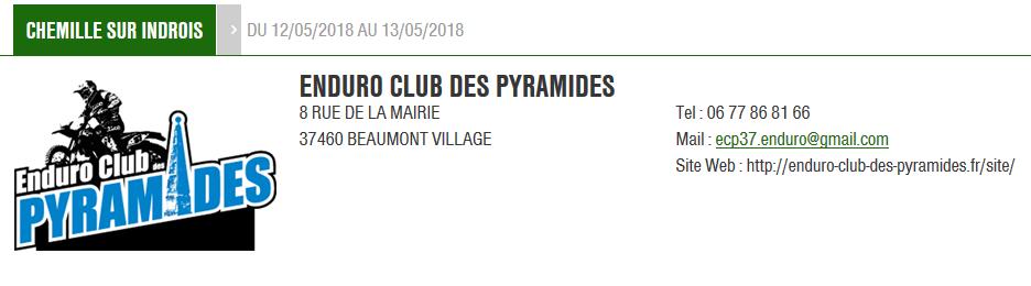 Enduro club des pyramides 2018