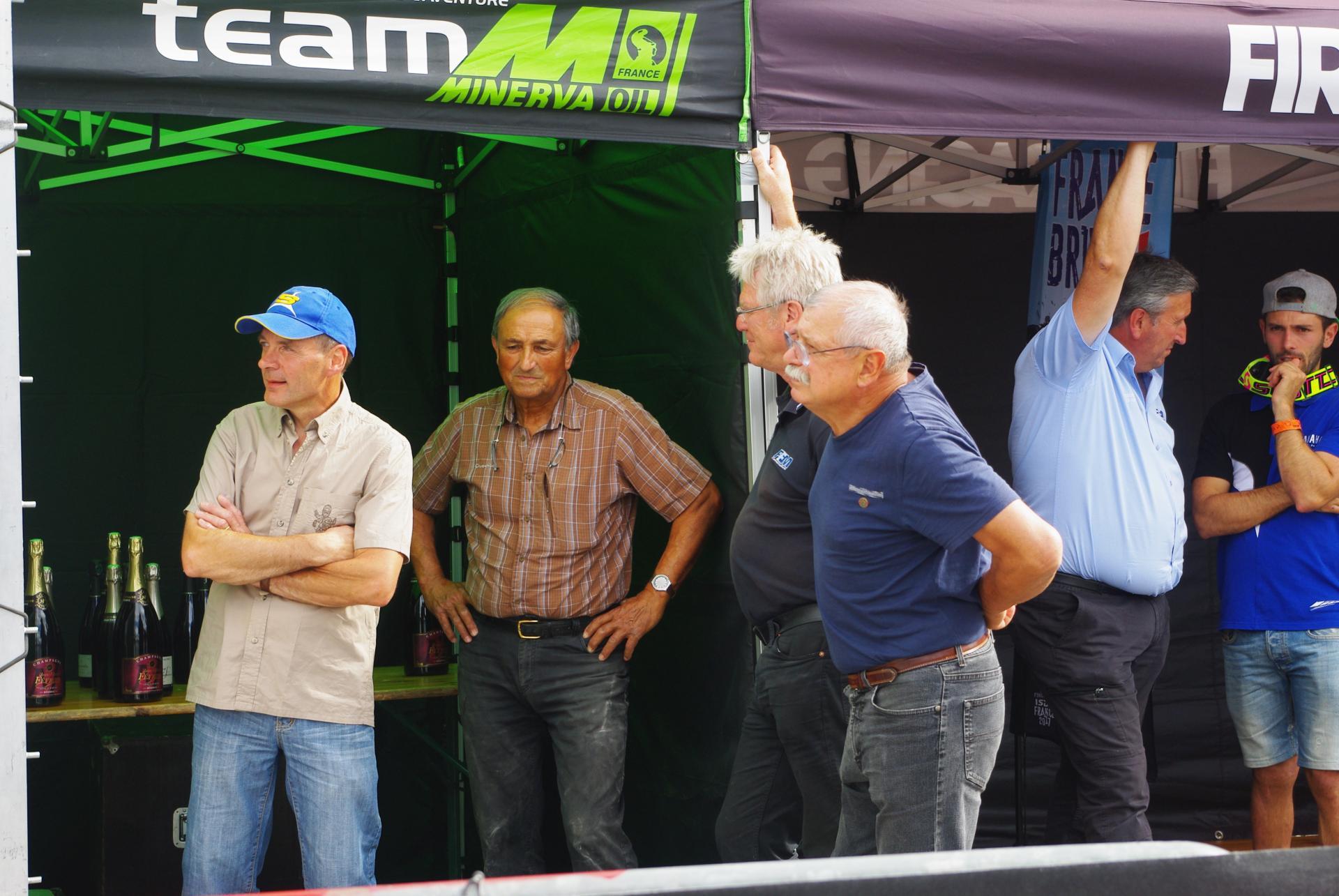 Patrick, Michel, Loulou