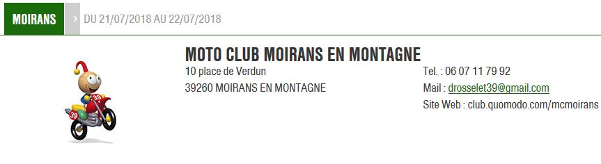 Moirans 2018
